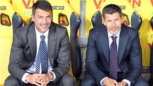 Milan sắp chia tay Maldini và Boban: Lại bắt đầu từ con số 0