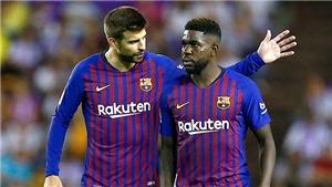 Barcelona: Màn casting trung vệ ở Camp Nou