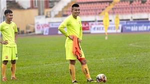 Cựu tuyển thủ Phạm Mạnh Hùng: 'Ủng hộ phương án V-League 2020 thi đấu tập trung tại một địa điểm'