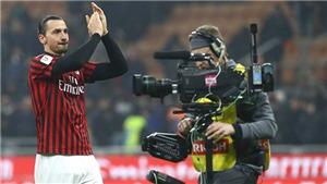 Ibra không phải là 'Bonucci mới' của Milan