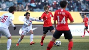 HLV Mai Đức Chung: 'Bóng đá nữ Việt Nam không thể sánh bằng Hàn Quốc'
