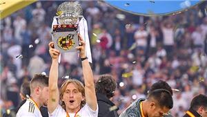 Real Madrid: Cuộc trỗi dậy của 'ông già' Luka Modric