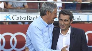Sa thải Valverde, Barca chọn đối mặt với vực thẳm