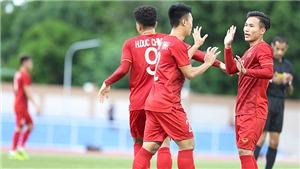 U22 Việt Nam vs U22 Lào (15h00 ngày 28/11): Thầy Park tiếp tục 'tung hỏa mù'. Trực tiếp VTV6, VTV5