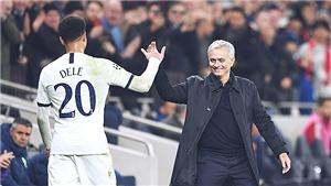 Tottenham hồi sinh: Và Chúa đã tạo ra 'Mr Nice guy' Mourinho