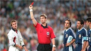 Khi Beckham là người bị căm ghét nhất nước Anh