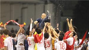 Năm 2019 và vị thế mới của bóng đá Việt Nam