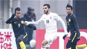 U23 Jordan thiệt quân, U23 UAE gặp vấn đề về HLV trưởng trước khi đấu Việt Nam