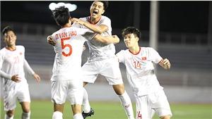 U22 Việt Nam thắng Singapore nhọc nhằn nhưng xứng đáng