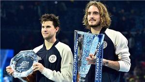 Stefanos Tsitsipas vô địch ATP Finals: Quần vợt nam đến thời đổi ngôi?