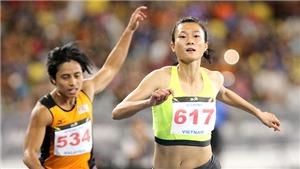 Điền kinh Việt Nam tại SEA Games 30: Khó khăn chồng chất