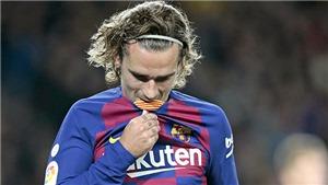 Vấn đề của Barca: Griezmann quay lưng với Messi