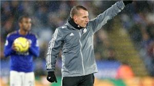 Brendan Rodgers đã nâng Leicester lên một tầm cao mới