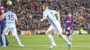Barcelona: Messi là thiên tài bóng chết