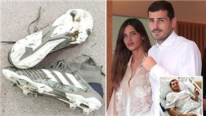 Iker Casillas trở lại tập luyện: Nỗ lực phi thường