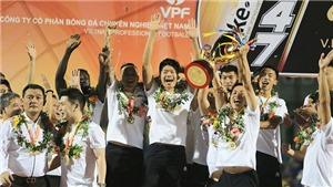 Hà Nội FC và mục tiêu giành cú đúp bóng đá Việt