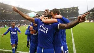 Ngoại hạng Anh: 'Bầy cáo' Leicester đang bay cao