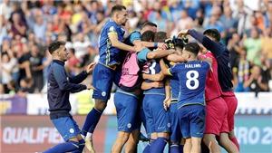 Kosovo: Sau chiến tranh là giấc mơ bóng đá ở vòng loại EURO 2020