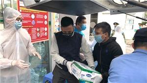 Văn Quyết 'tiếp sức' cho bệnh viện Bạch Mai