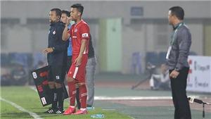 Văn Hào chỉ mất 10 phút để được HLV Park Hang Seo chú ý