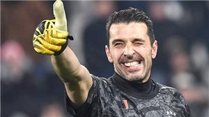 Juventus: Buffon chưa hề muốn dừng lại