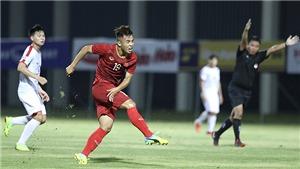 Tuyển thủ U22 Việt Nam vui vì được mặc áo số 19 của Quang Hải