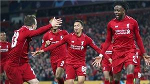 Siêu cúp Anh: Đợi chờ Liverpool đích thực trở lại