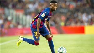 Ansu Fati: Từ cậu bé chân trần tới viên ngọc trị giá 100 triệu euro