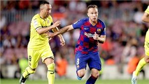 Barca: Arthur giờ là bất khả xâm phạm ở Camp Nou