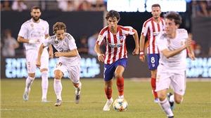 Atletico Madrid vs Real Madrid (02h00 ngày 29/09): Bước ngoặt của những đổi thay. Trực tiếp BĐTV