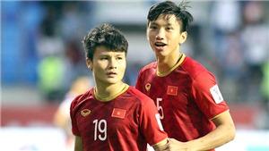 U23 Việt Nam, đâu rồi những người hùng Thường Châu?