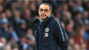 Sarri và vòng luẩn quẩn Chelsea tự tạo