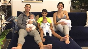Ronaldo thay đổi di chúc, chia phần trăm cho bạn gái