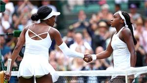 Câu chuyện Wimbledon: Cori Gauff và câu chuyện về thần tượng thể thao