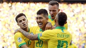 Copa America 2019: Brazil và uy quyền của thực dụng