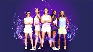 Tennis: WTA tăng tiền thưởng, các nữ tay vợt có vui?