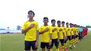 U15 Malaysia hạ U15 Việt Nam: 'Trái ngọt' từ học viện Mokhtar Dahari
