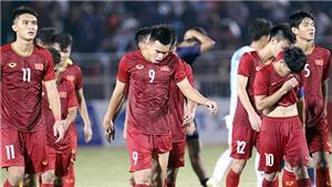 Bóng đá trẻ Việt Nam cần thất bại để tỉnh táo