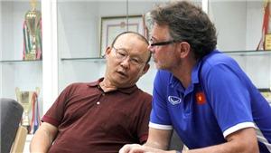 'Phù thủy trắng' dệt mộng cho bóng đá Việt Nam