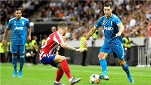 Atletico Madrid vs Juventus: Cristiano Ronaldo là ác mộng của Atletico
