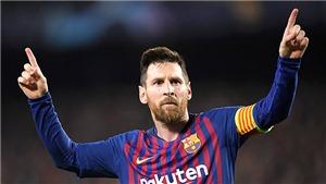 Liverpool vs Barca: Messi càng rực rỡ khi Barca đá thực dụng (Trực tiếp bóng đá K+ PM)