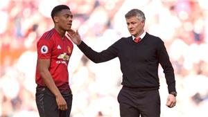 MU: Pele thì đương nhiên không, nhưng Martial có thể là cầu thủ lớn