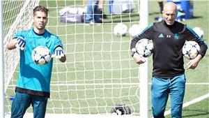 Real Madrid: Zidane loại bỏ Keylor Navas vì con trai?
