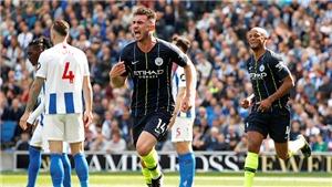 Man City: Laporte gánh một nửa đội bóng, dù Man City tràn ngập ngôi sao