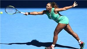 Mạnh mẽ mấy, Serena Williams cũng có lúc gặp khó