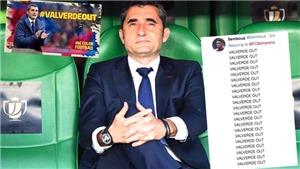 Barcelona: Hãy buông tha Barca đi, Valverde!