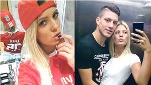 Luka Jovic: Chơi bóng để kiếm tiền, làm bố tuổi 21