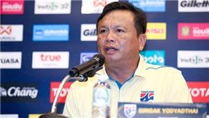 Hết King's Cup, Thái Lan chọn ai thay Sirisak?
