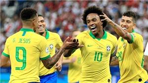 Brazil vs Paraguay: Brazil sẽ tái sinh trước kẻ hủy diệt Paraguay