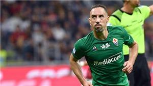 Franck Ribery: Vẫn là hiện tượng ở tuổi 36